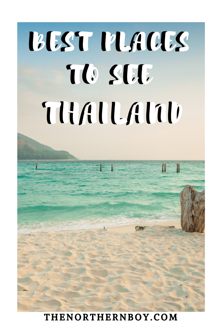Best places to see Thailand