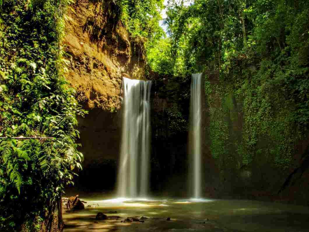 ubud waterdfalls