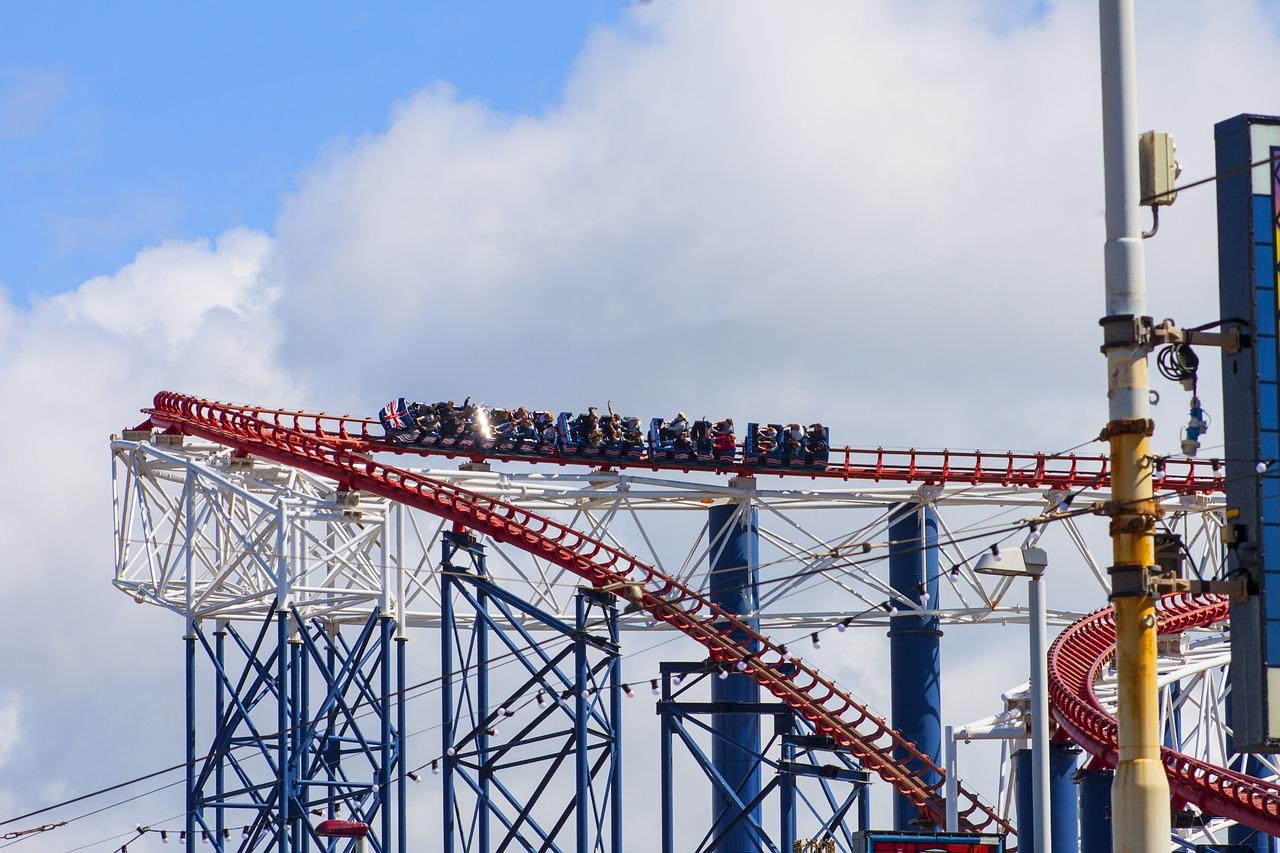 Blackpool Rollercoaster Funfair - scottyuk30 / Pixabay