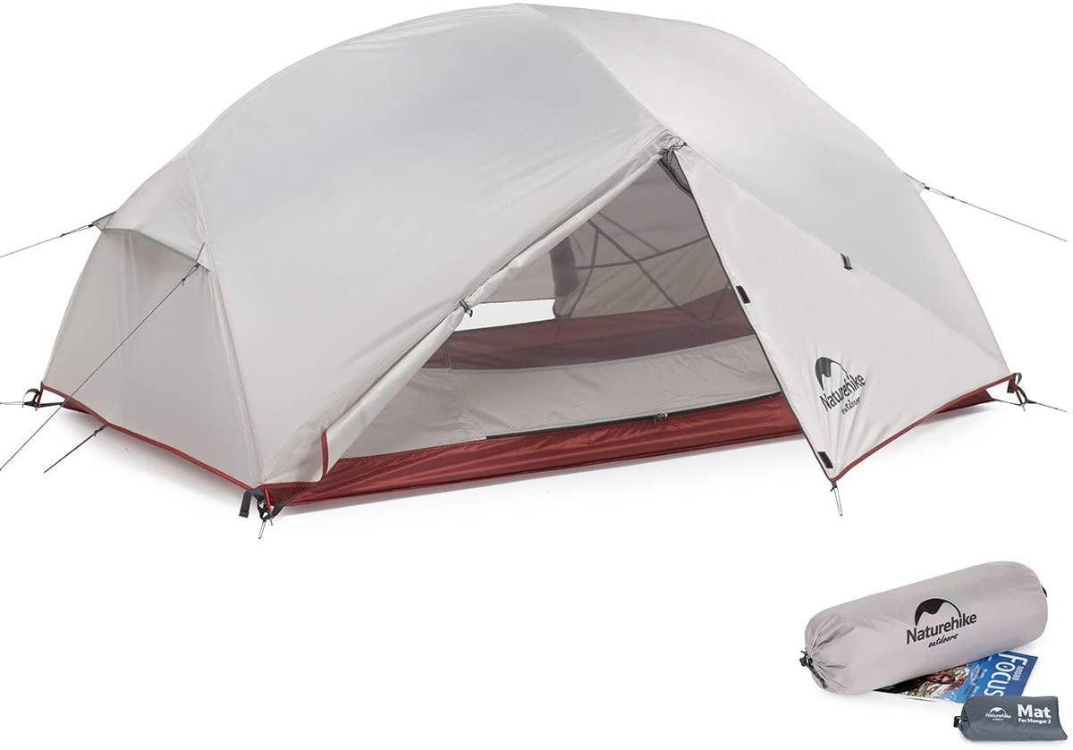 Double-layer Tent Waterproof 3 Season Tent for Outdoor