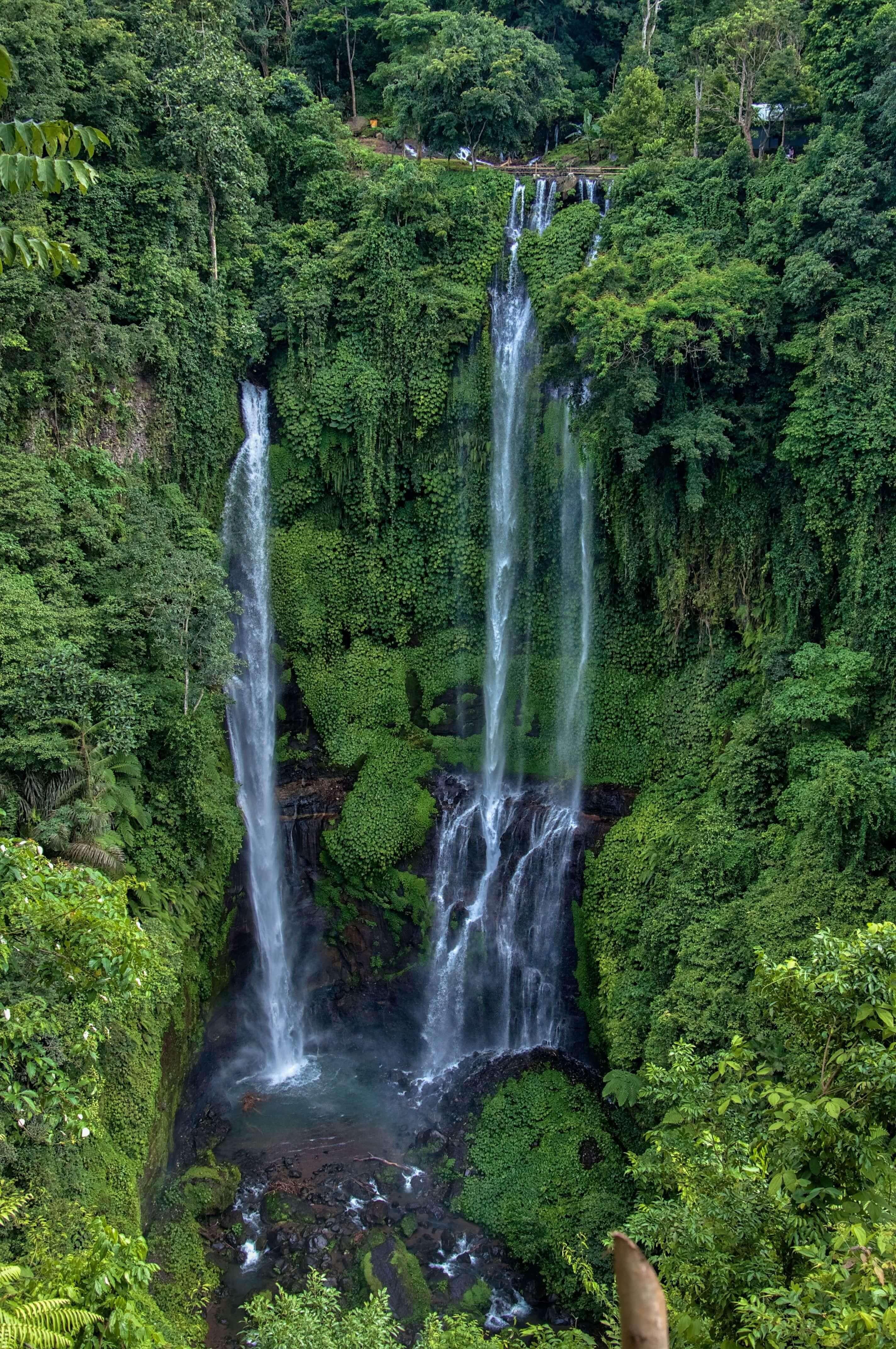 Sekumpul Waterfall Bali Travel Guide
