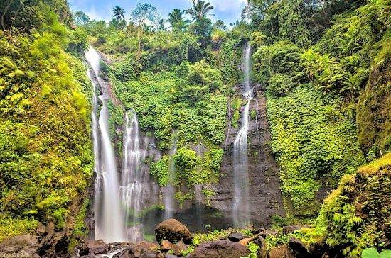 Sekumpul Waterfall hike Bali
