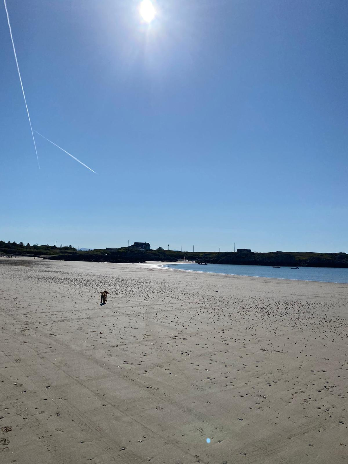 Molfre and Ligway Beach