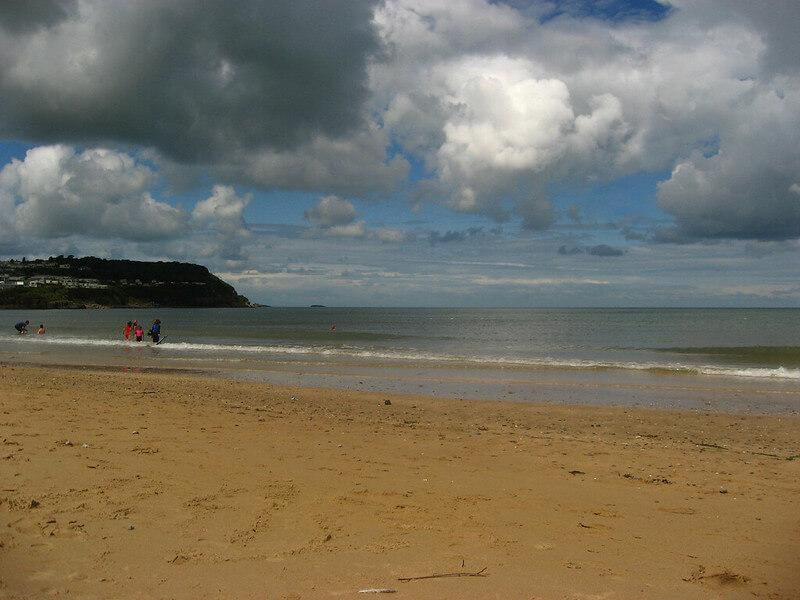 Benllech Beach retreat and tide times