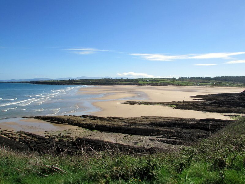 Lligwy beach is one of the best beaches in anglesey