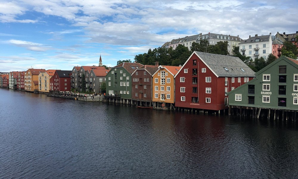 Trondheim in Norway
