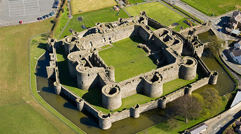 beaumaris castle wales
