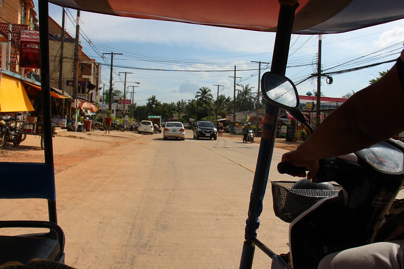 Krabi To Koh Lanta bus and taxi