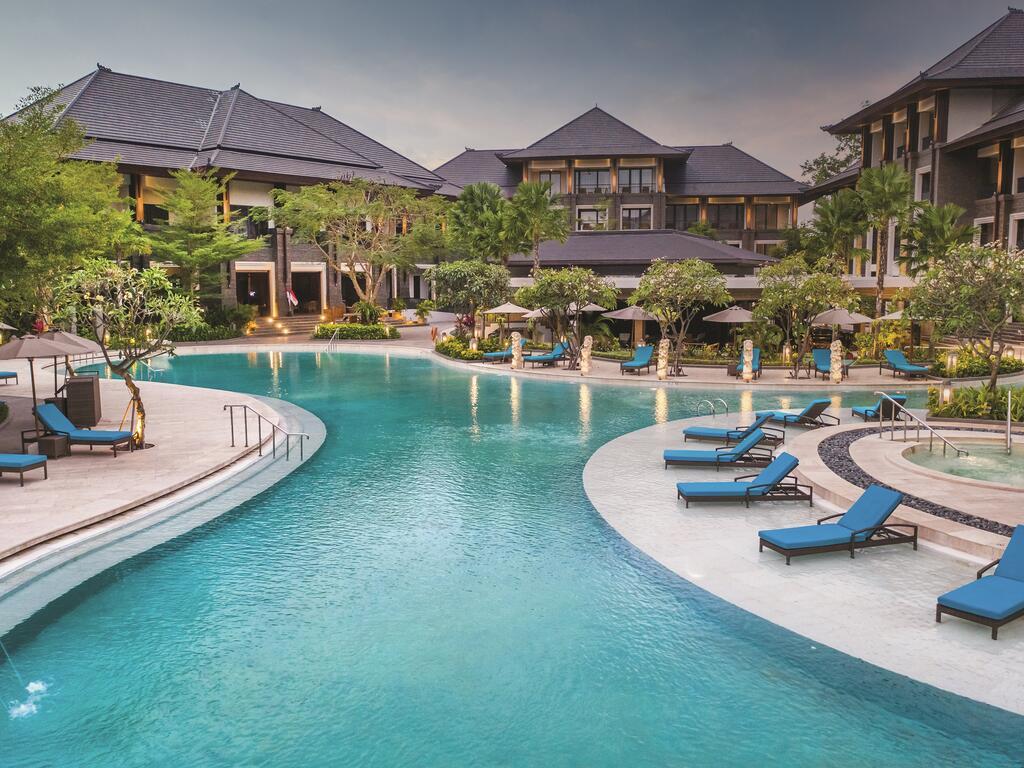 Marriot's Bali Nusa Dua Garden