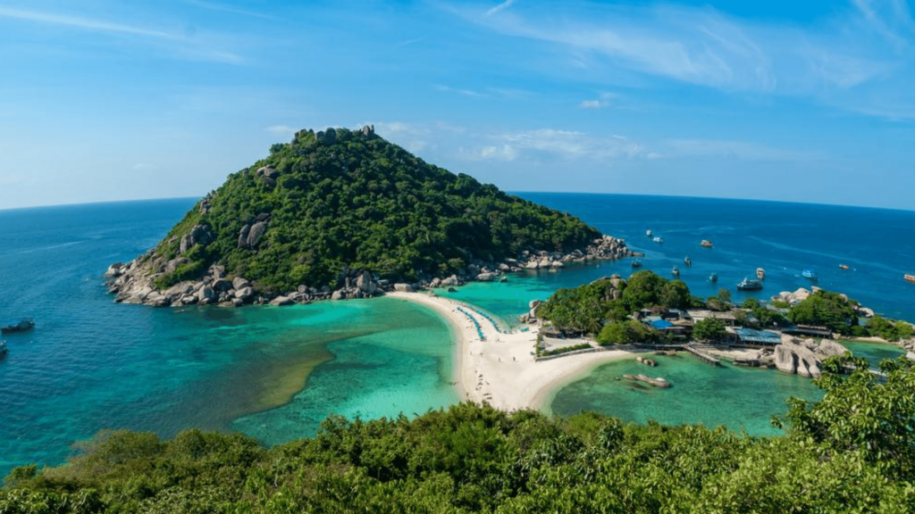 bangkok to koh tao flight ferry and bus travel tips in Thailand with 12go asia