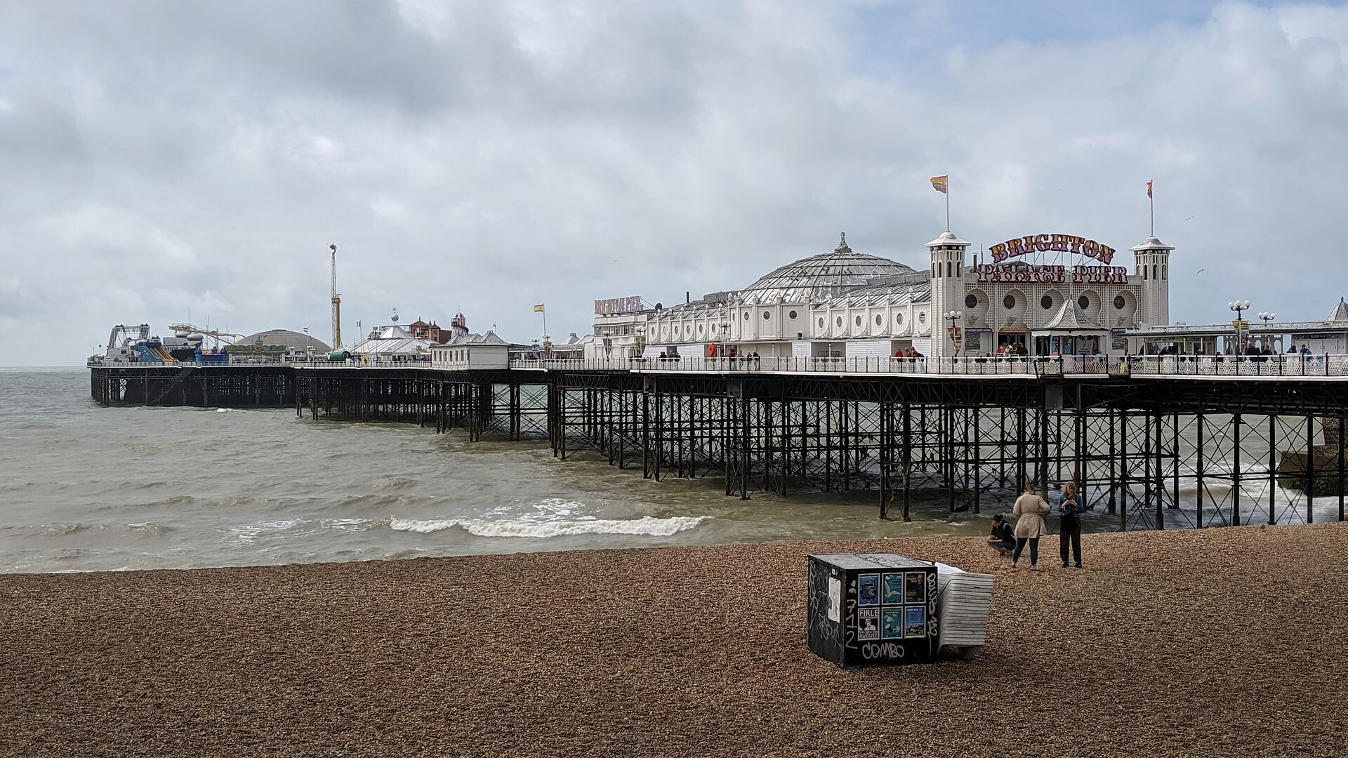 England Brighton beach