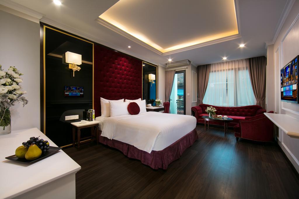 Hanoi L'Heritage Center Hotel and Spa