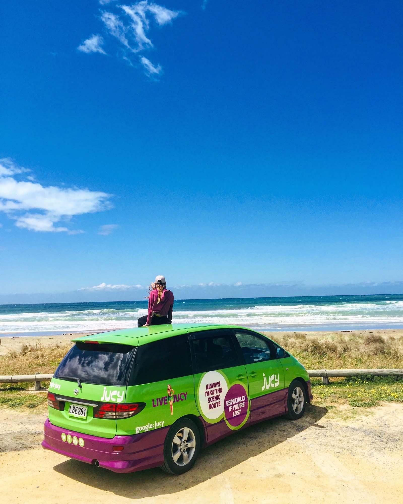 new Zealand campervan tips guide