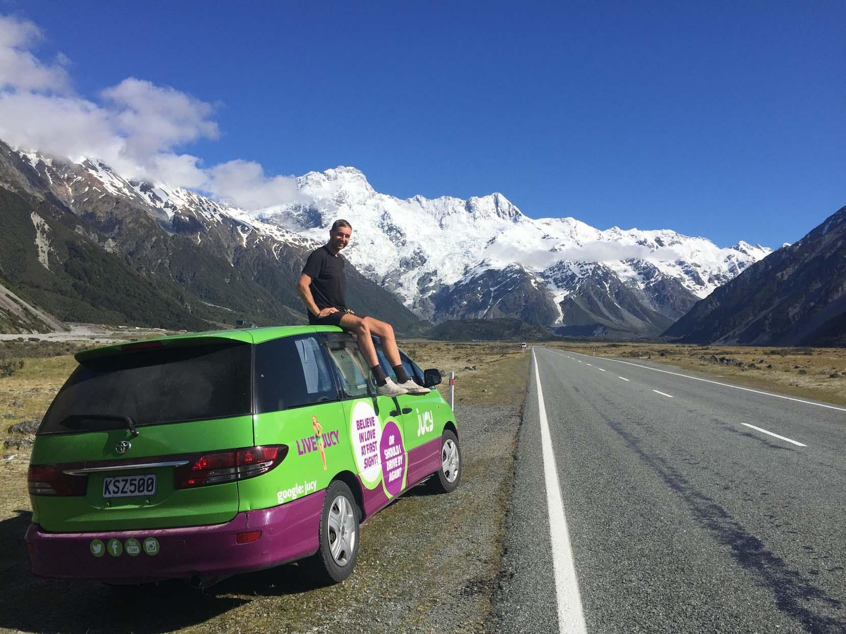 new Zealand campervan tips list
