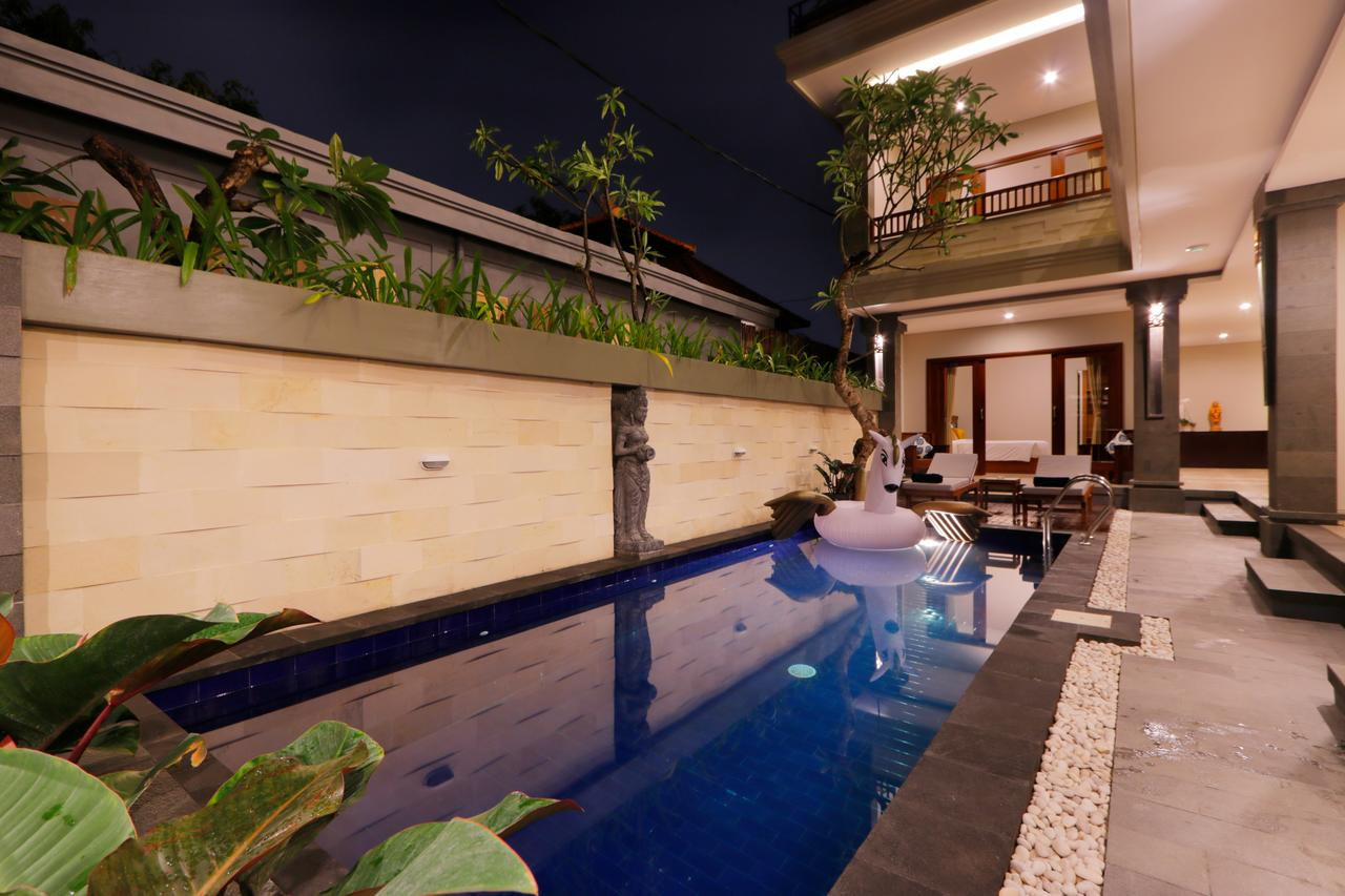 romantic accommodation seminyak