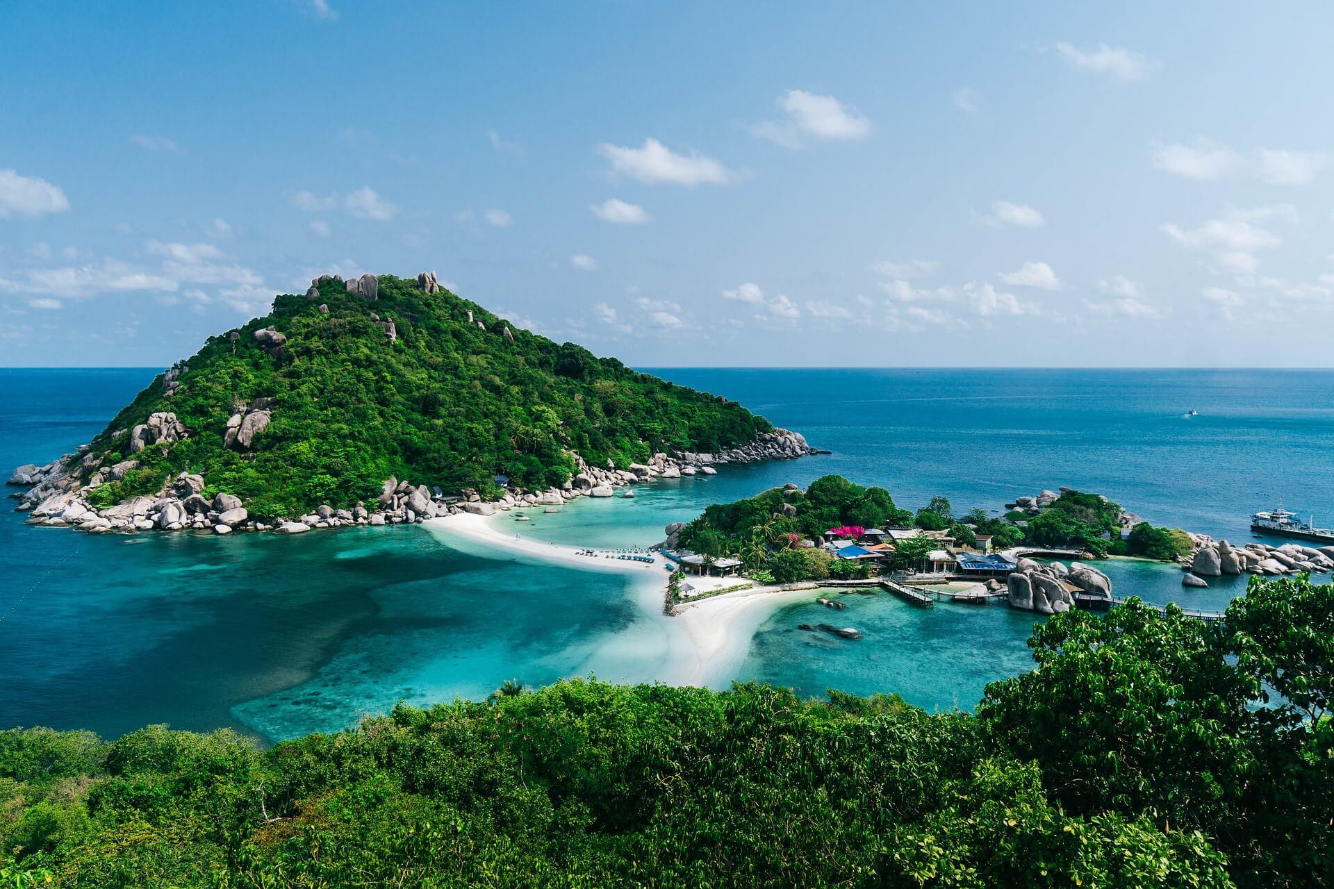 Nang Yuan Lookout Point
