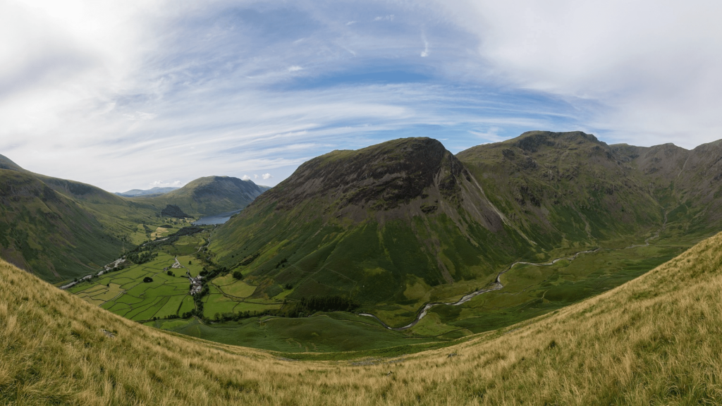 A Guide To Scaffel Pike, The Highest Peak In England