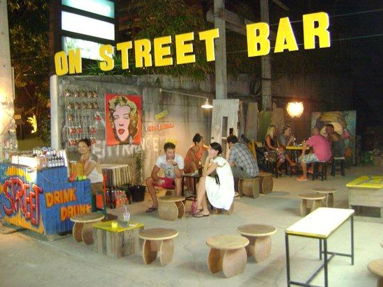 Street Bar koh samui nightlife