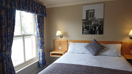 romantic hotels York