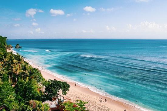 Thomas Beach Bali's Best Beach?