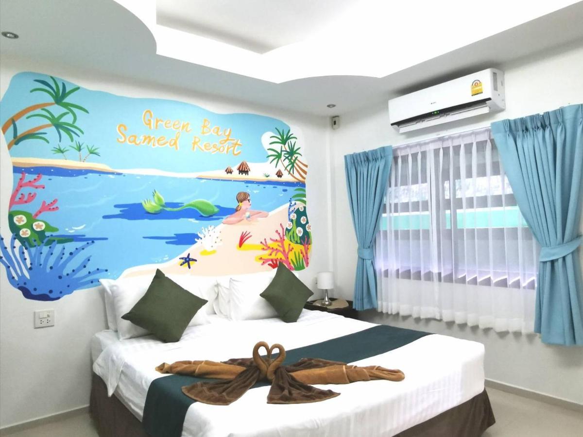 luxury accommodation Koh Samet