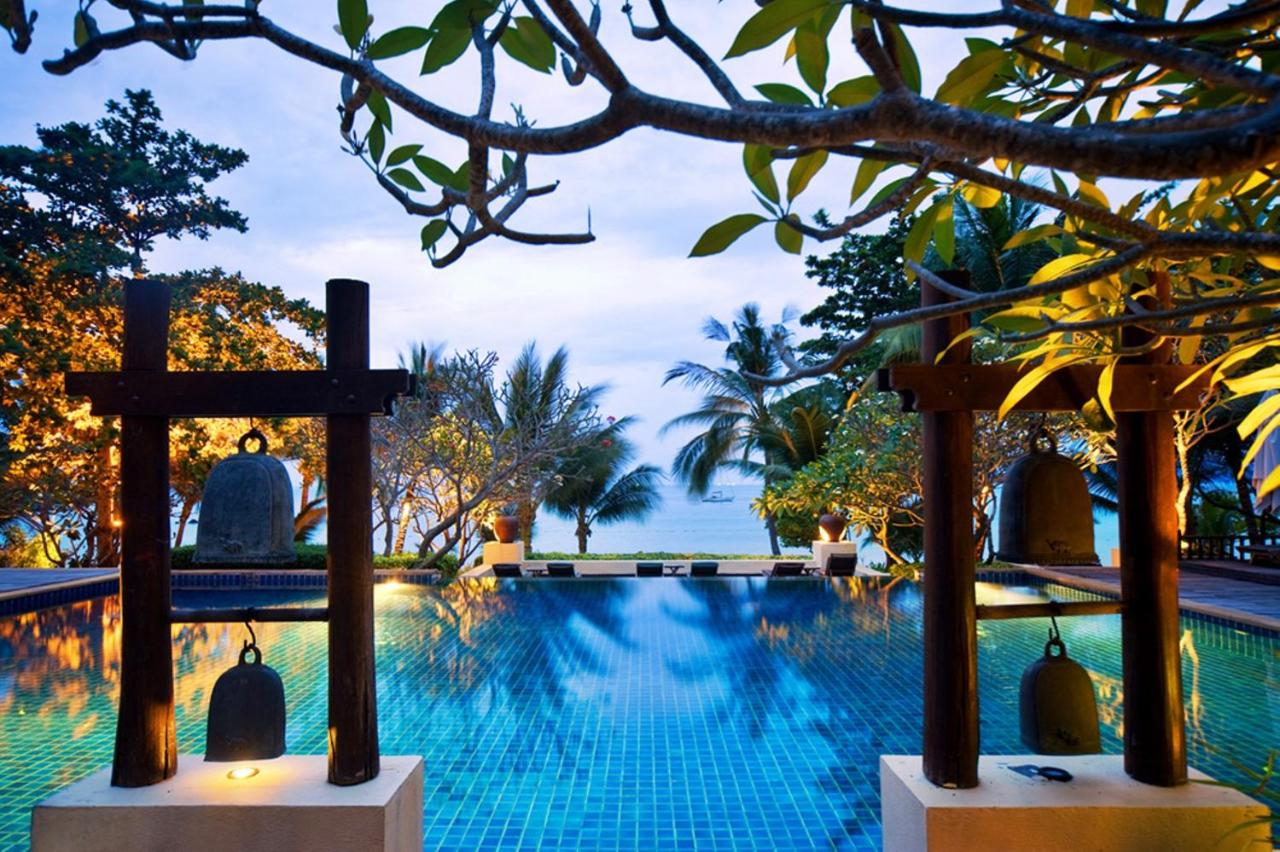 romantic koh samet hotels