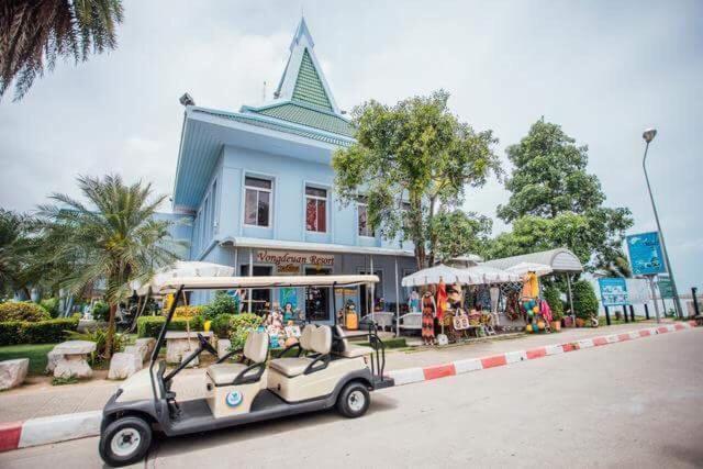 best resorts koh samet island Thailand