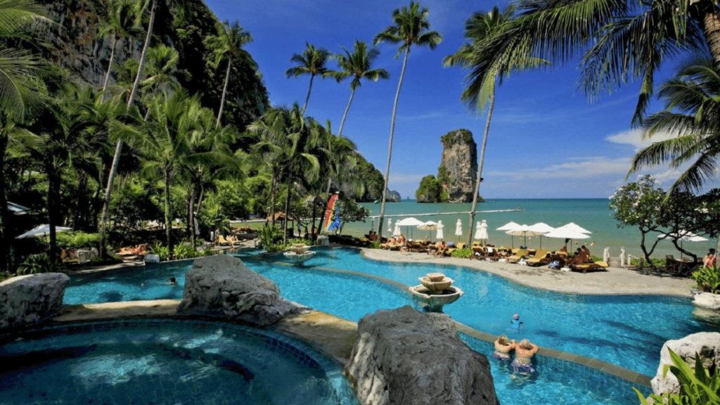 Best Places & Hotels krabi complet guide