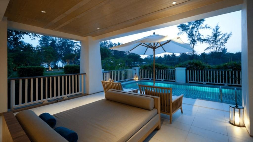 Dusit Thani Krabi Beach Resort review